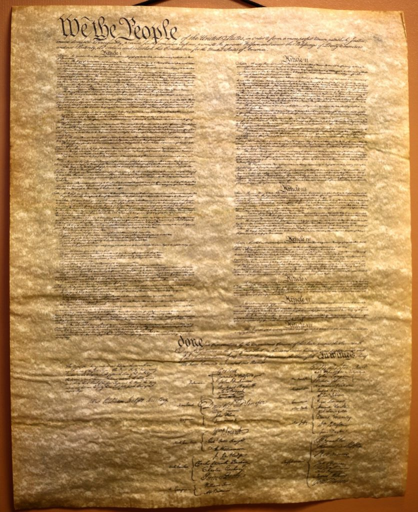 5 Interesting Facts About The US Constitution